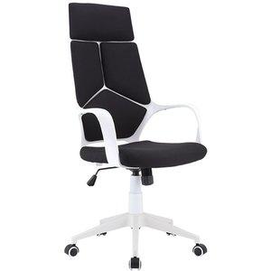 Lisette skrivbordsstol - Vit/Svart