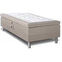 Nova ställbar säng (beige Inari 22) - Valfri bredd