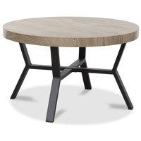 Woody soffbord - Trä/svart