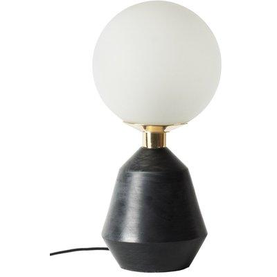 Bordslampa IOWA DM010320 - Svart / mässing