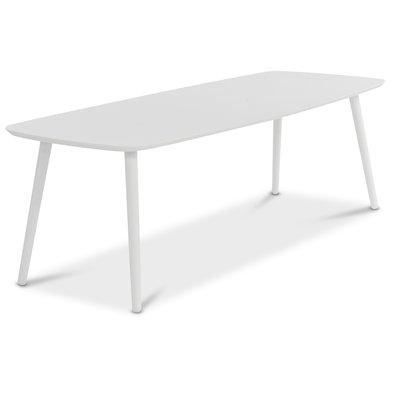 Beat soffbord rektangulärt - Vit
