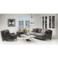 Sandby 3-sits soffa rak modell 214 cm - Valfri färg!