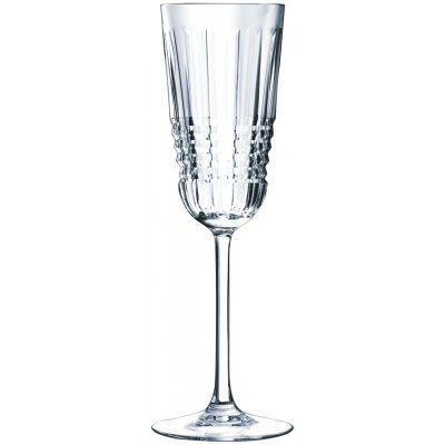 Christal d\\\'arques Rendez champagneglas i kristall - 6 st