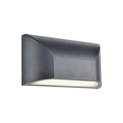 Nikos Vägglampa - Mörkgrå
