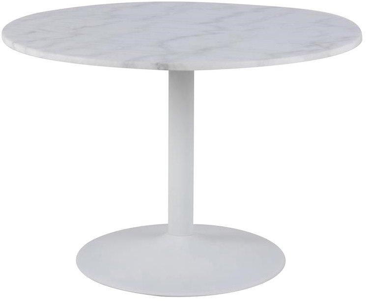 Amble Matbord Svartbrun marmor 2090 kr Trendrum.se