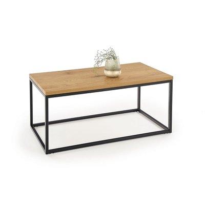 Fallon soffbord - Ek/svart