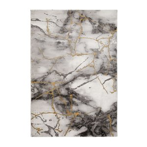 Maskinvävd matta - Craft Concrete Guld & 454.00