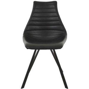 Olofström stol - Svart