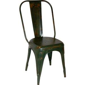 Stol Toxil - Vintage grön