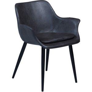 Combino karmstol - Vintage grå