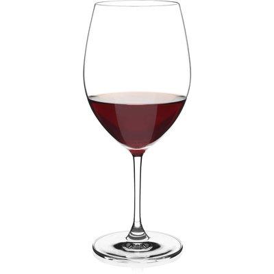 Sontell rödvinsglas - 6 st