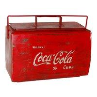 Coca Cola Koffert - Vintage (S)