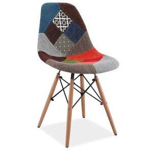 Araceli stol - Bok/metall