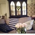 Howard Luxor svängd 4-sits soffa - Valfri färg