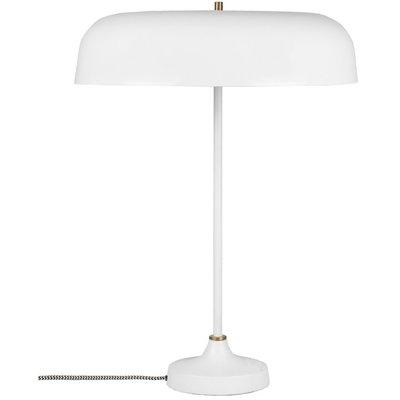 Bordslampa Svampen DM146310 - Vit