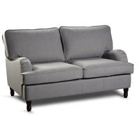 Howard Acosa 2-sits soffa - Grå