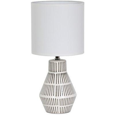 Märtha Bordslampa 41 cm - Vit