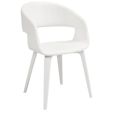 Nova matstol - Vit / Vit