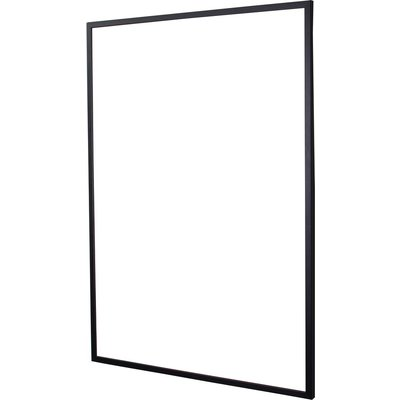 Ram Galant Plexi Svart - 50x70 cm