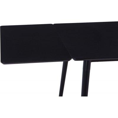 Notus klaff 45x90 cm - Svart