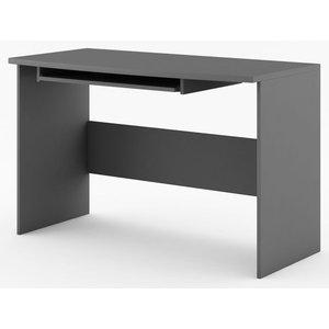 Deena skrivbord - Graphite/ek