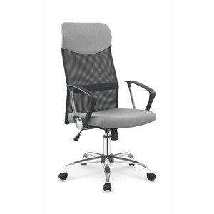 Colette skrivbordsstol - Svart/grå
